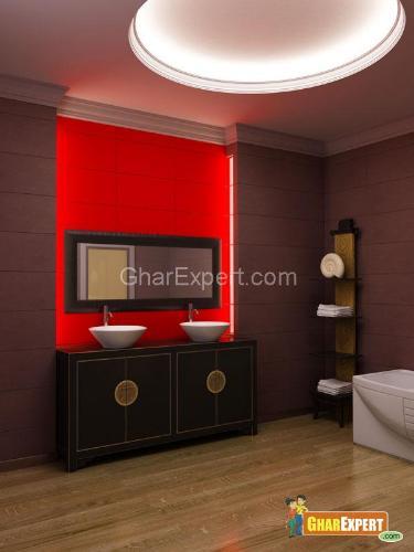 Natural Bathroom Lighting