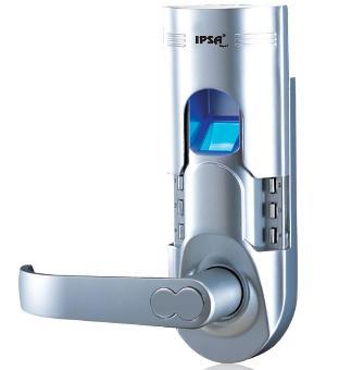 IPSA Digital Lock IP FP 03 Silver