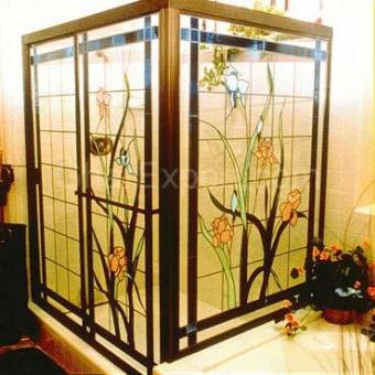 Stained glass stained glass windows stained glass doors stained glass patterns stained - Amazing stained glass fireplace screen designs with intriguing patterns ...