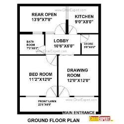 House Plan For 30 Feet By Plot Plot Size 100