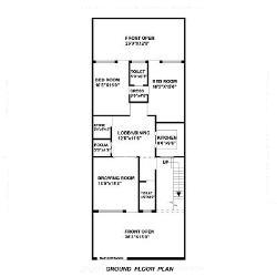 Architectural plans naksha commercial and residential for 2000 sq ft to yards