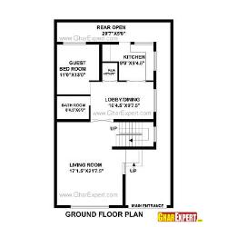 House Plan for 31 Feet by 49 Feet plot (Plot Size 169 Square Yards)