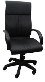 Kris Milano BlackTall Executive Chair 