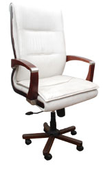Kris Milano Wooden Finish Comfortable Erogonomic Chair