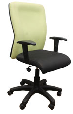Kris Milano Fabric Twin Color Task Chair
