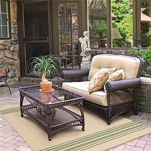 Outdoor Rug-Match up with furniture and decoration