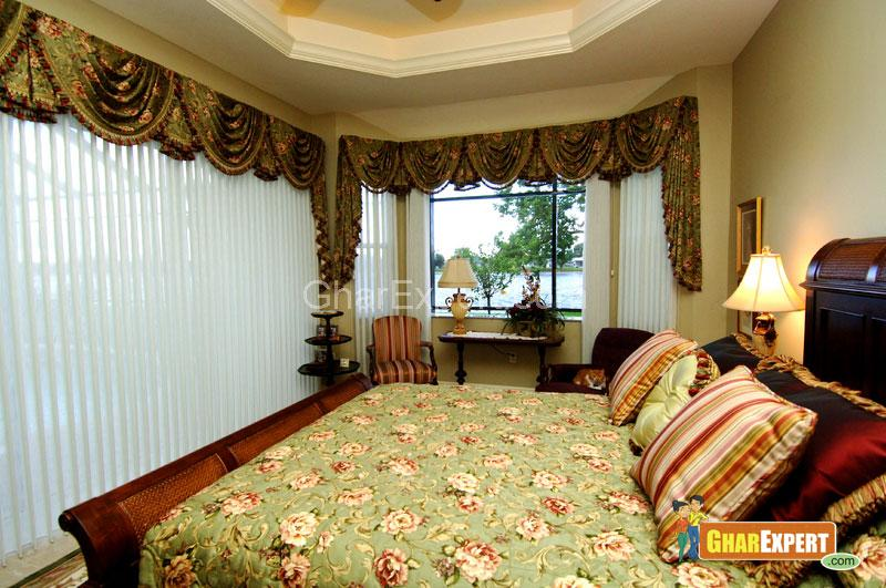 Ideas For Curtains. The Bedroom Curtains Ideas