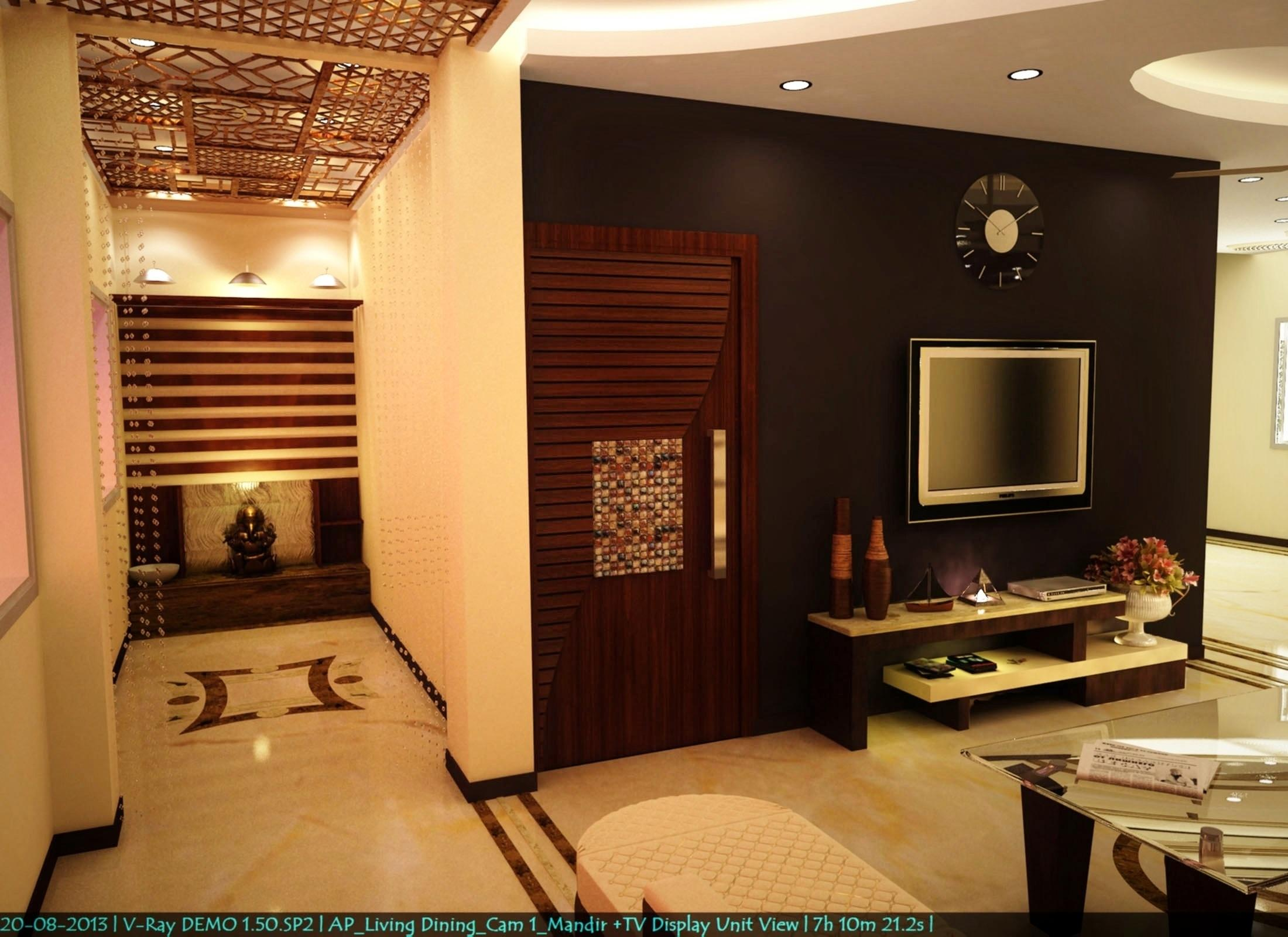 Emejing Interior Design Mandir Home Images Interior Design Ideas