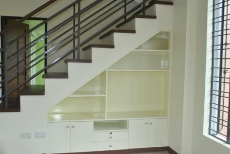 shelving for small bedrooms cabinet the stairs gharexpert 17052
