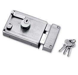 Dorset Night Latch ss