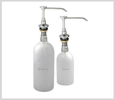Camry Soap Dispenser Below Counter PLASTIC BOTTLE LSD-BCP-2