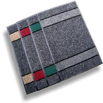 Elegant floor mat made with PVC and Vinyl:Saturn