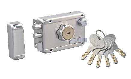 IPSA Night Latch IP NL 01 SS