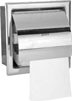 Ozone Commercial Line Paper Holder OZ.BA.CL.TR-01