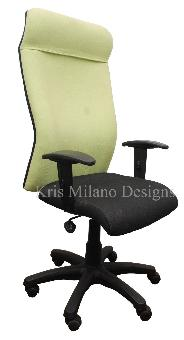 Kris Milano Fabric Twin Color Conference Chair