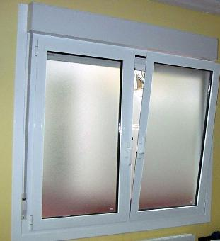 WindowMagic Bottom Hung Tilt In uPVC Window