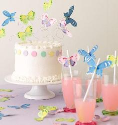 Butterflies cutouts Wall Decals