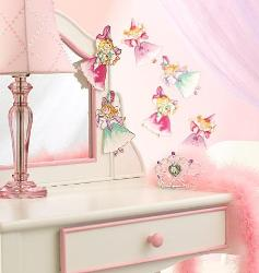 Princess wall sticker for kids room
