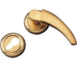 Sris ma fils Zubeida-on Rose Doorset Handle SMF0034