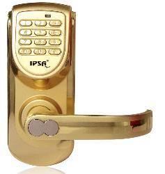 IPSA Digital Lock IP KP 02 Gold