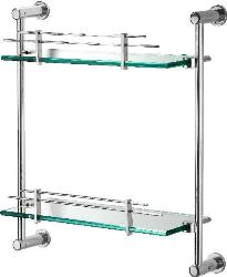 Ozone Vogue Line Bathrrom Shelf OZ.BA.Tray-GL-02.VL