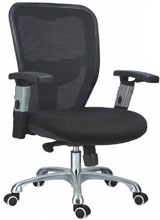 Kris Milano Air Grid Back Mesh Task Computer Chair