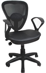 Kris Milano Task Computer Chair with Mesh Back