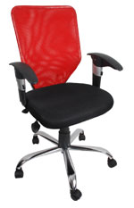 Kris Milano Task Chair with Mesh