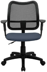 Kris Milano Stylish Task Mesh Chair
