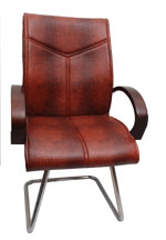 Kris Milano Medium Back Visitor Chair
