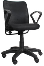 Kris Milano Medium Back Mesh Task Chair