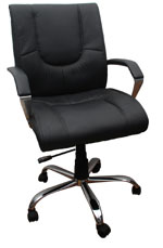 Kris Milano Mid Back Guest Chair